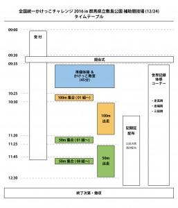 timetable_gunma